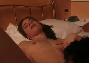 Dick loving daughter slowly blows father dick