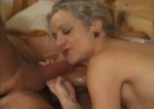 Real anal incest in the doggy style pose