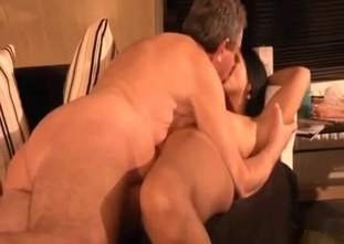 Daddy seduced and penetrated his daughter for real